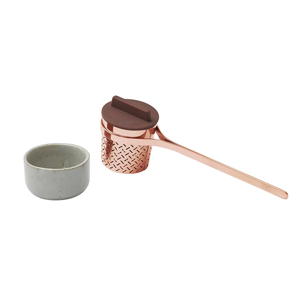 TOAST WEAVER 沖茶器 - 紅銅