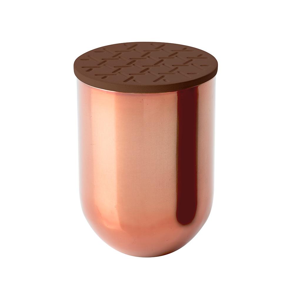 TOAST|WEAVER 茶罐 - 紅銅