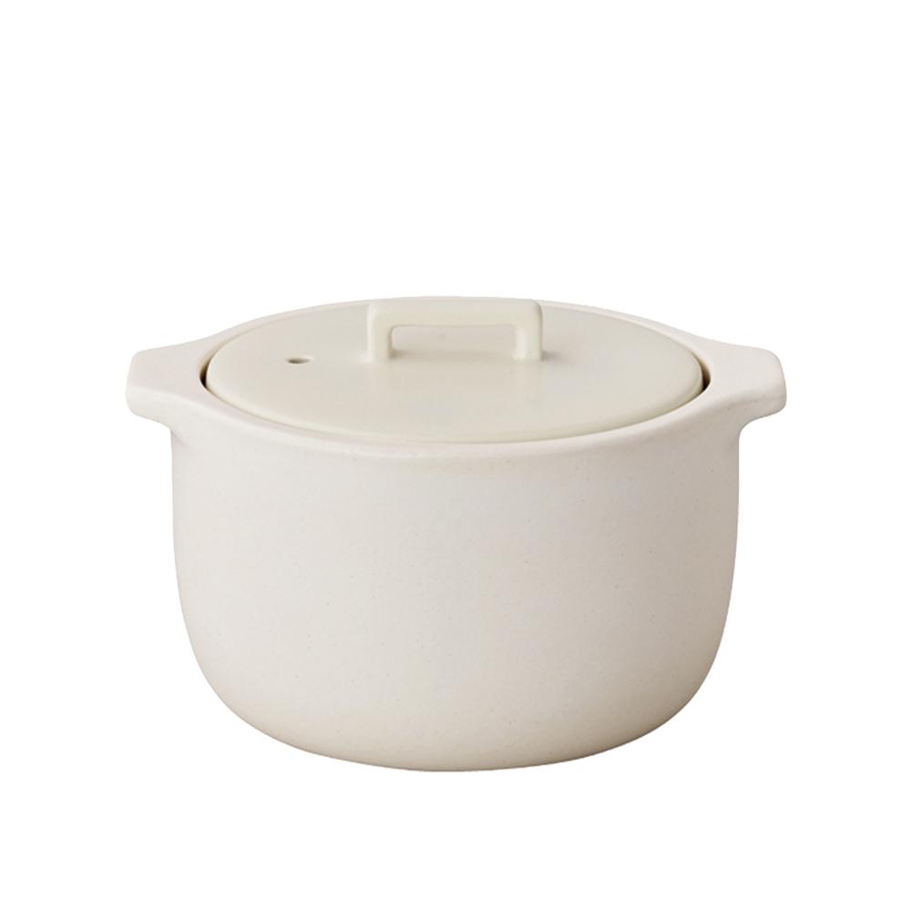 KINTO | KAKOMI 炊飯鍋 1.2L-白色