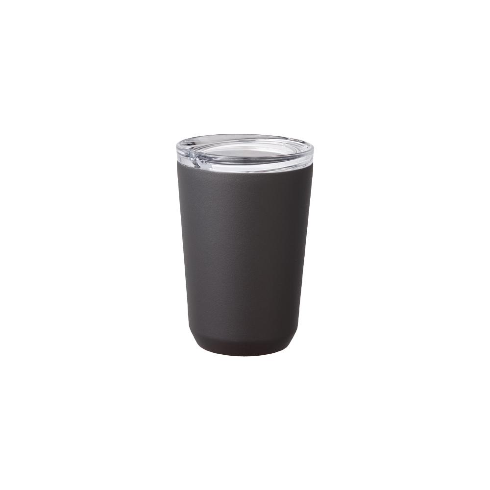 Kinto | TO GO TUMBLER 隨行保溫杯 360ml 黑色