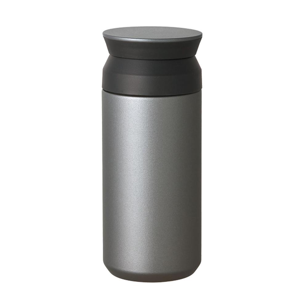 KINTO | TRAVEL TUMBLER 隨行保溫瓶 350ml - 銀灰色