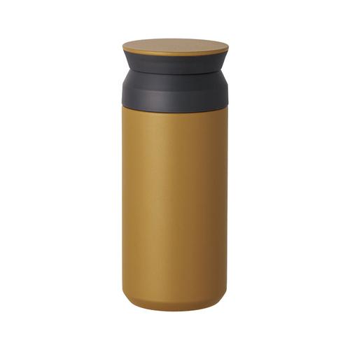 KINTO | TRAVEL TUMBLER 隨行保溫瓶 350ml - 黃色