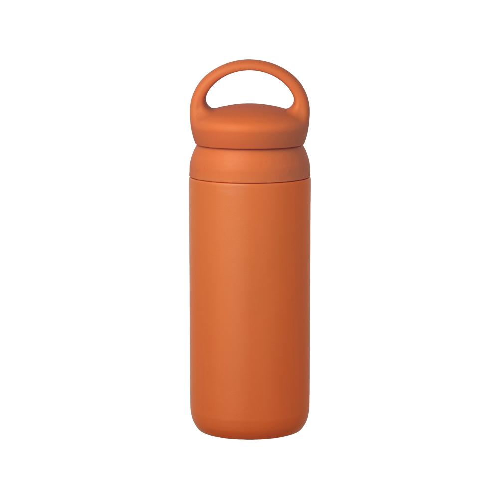 KINTO|DAY OFF TUMBLER 保溫瓶 500ml- 橘色