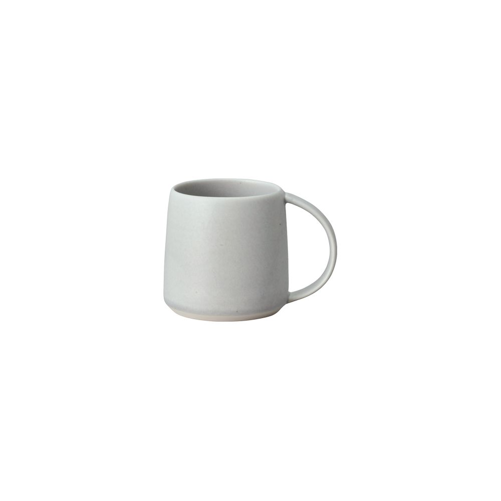 KINTO|RIPPLE 馬克杯 250ml 灰色