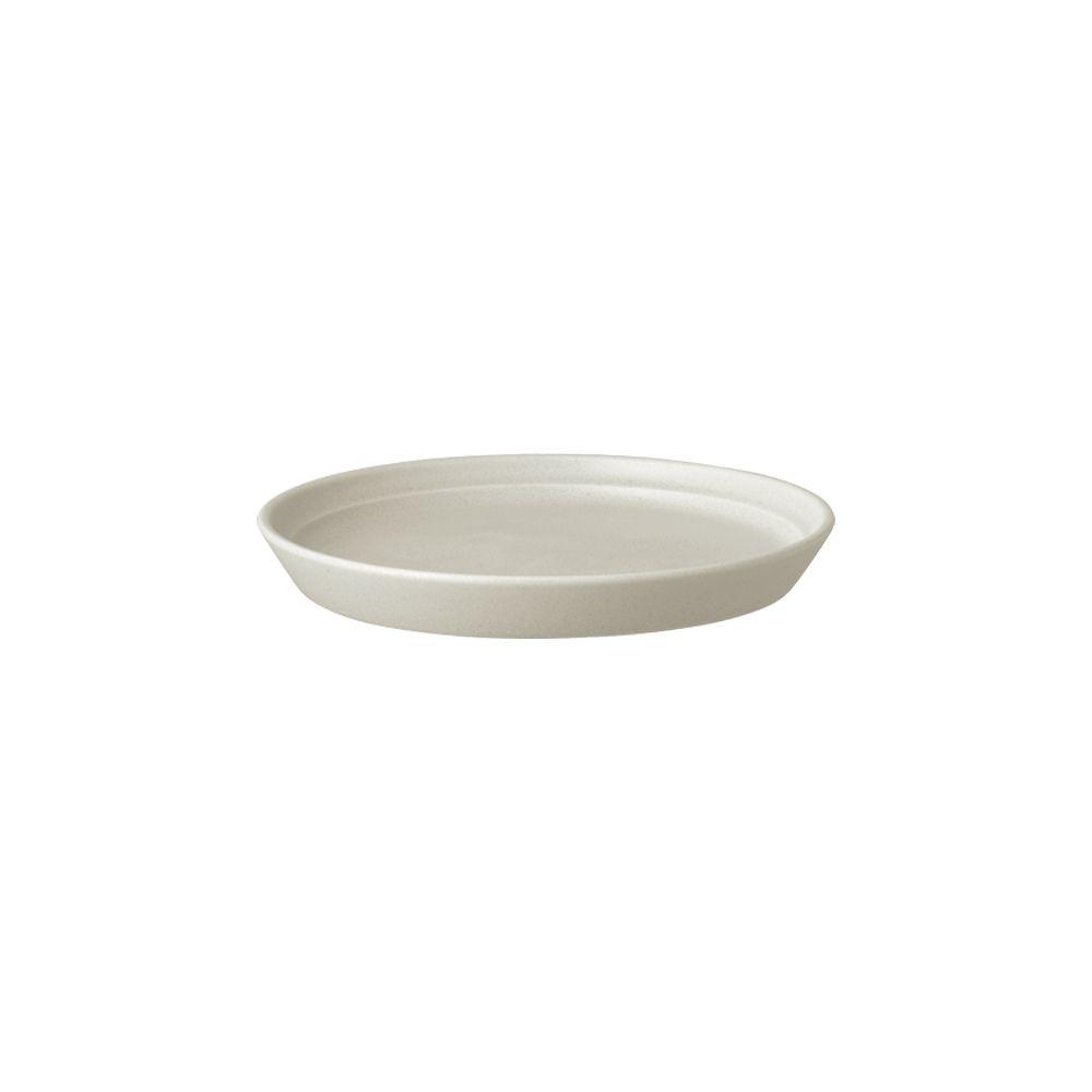 KINTO|FOG 餐盤 16cm 灰白