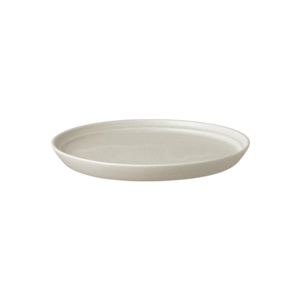 KINTO|FOG 餐盤 20cm 灰白