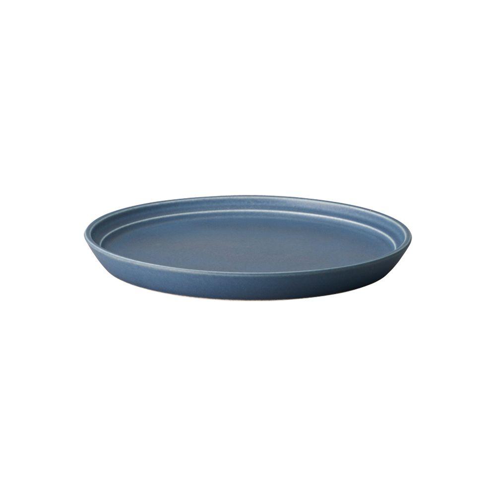 KINTO|FOG 餐盤 20cm 藍色