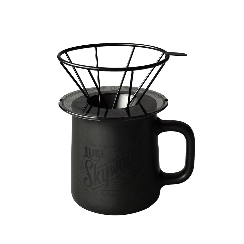 TOAST │H.A.N.D 星戰 咖啡濾杯+馬克杯組 - Skywalker
