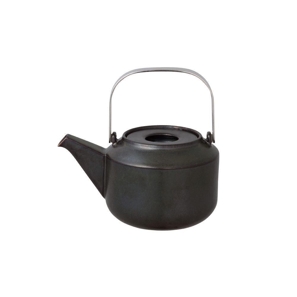 KINTO|LT茶壺600ml- 黑