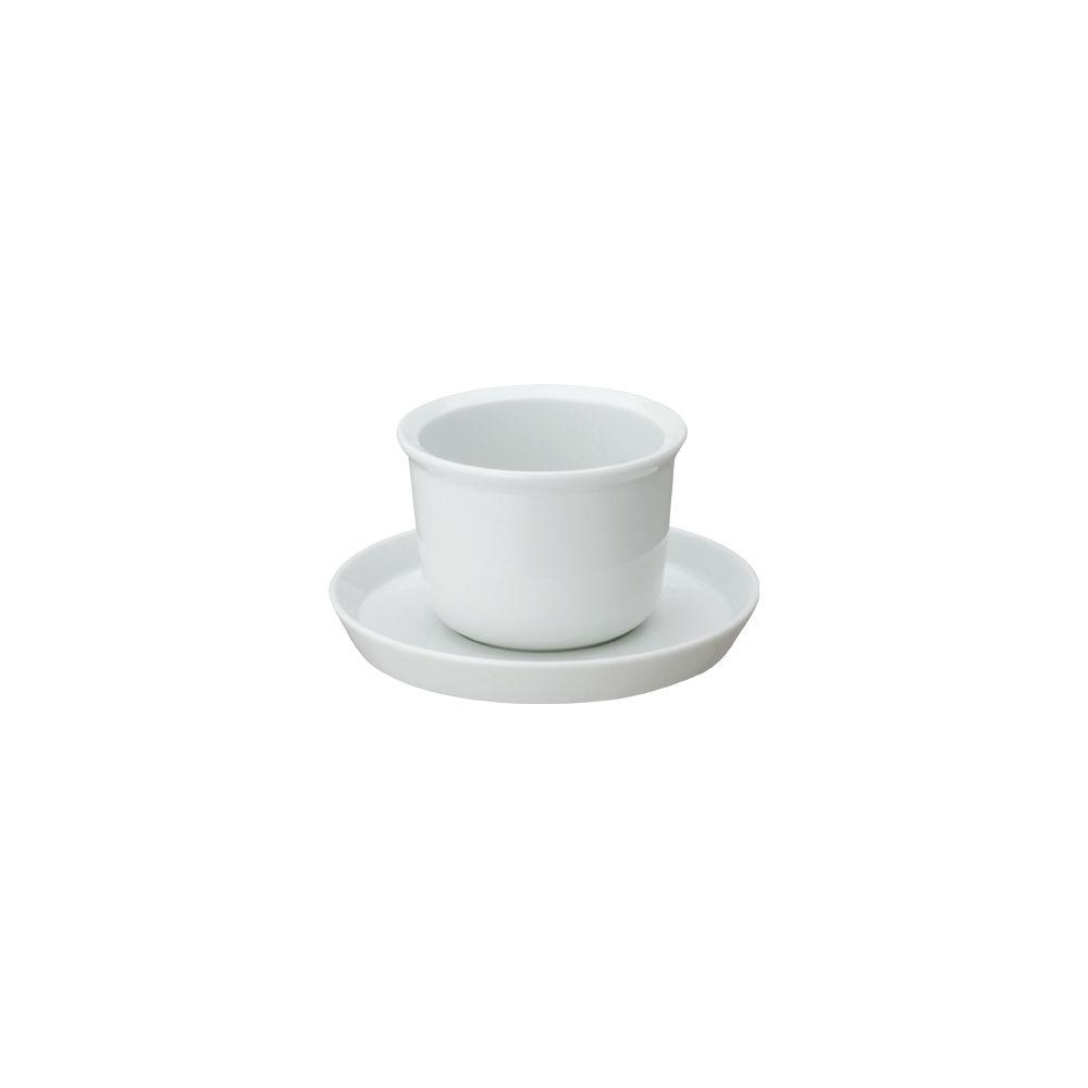 KINTO|LT杯盤組160ml- 白