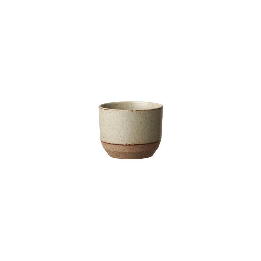 KINTO|CERAMIC LAB茶杯180ml - 米