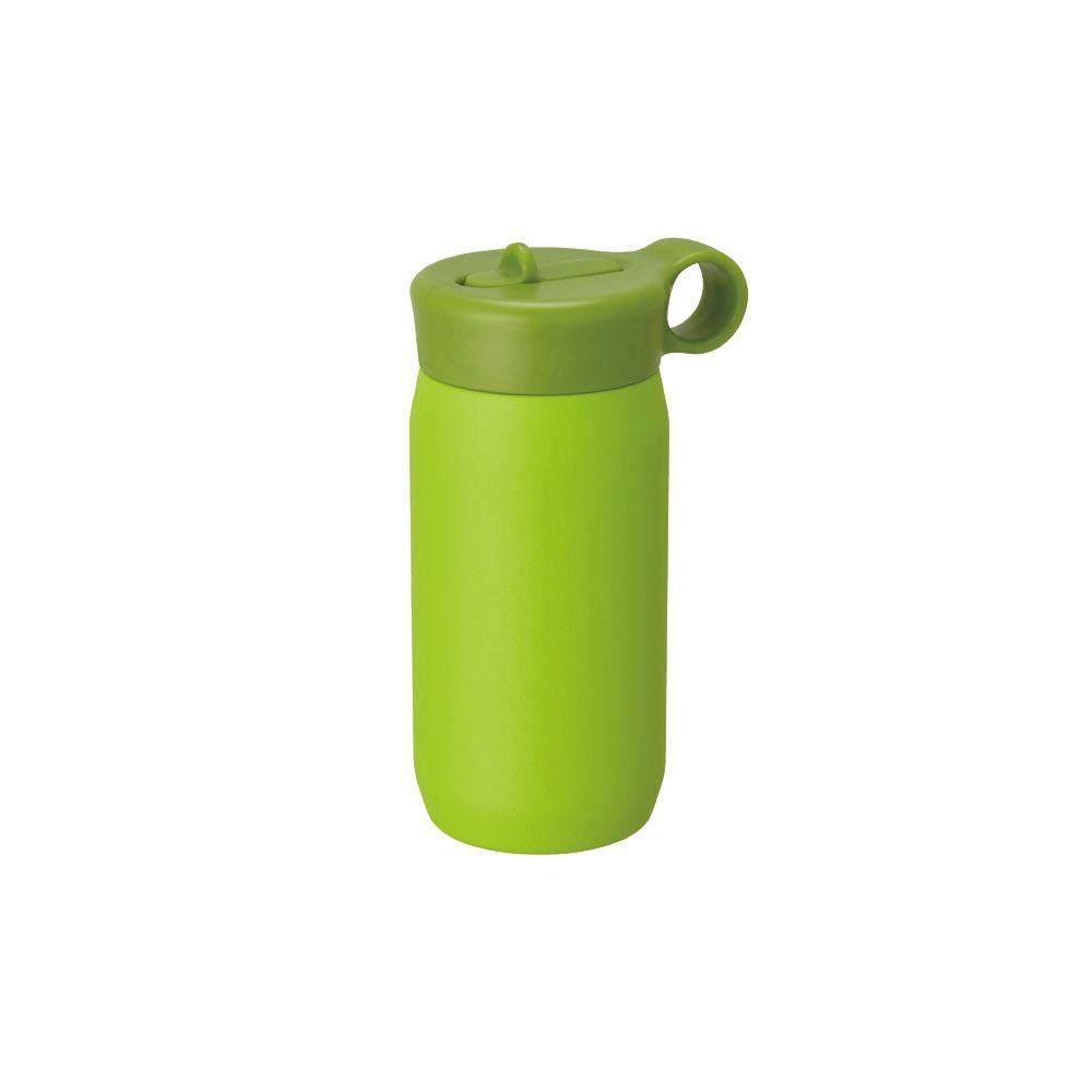 KINTO|PLAY TUMBLER兒童保溫瓶300ml- 檸檬綠