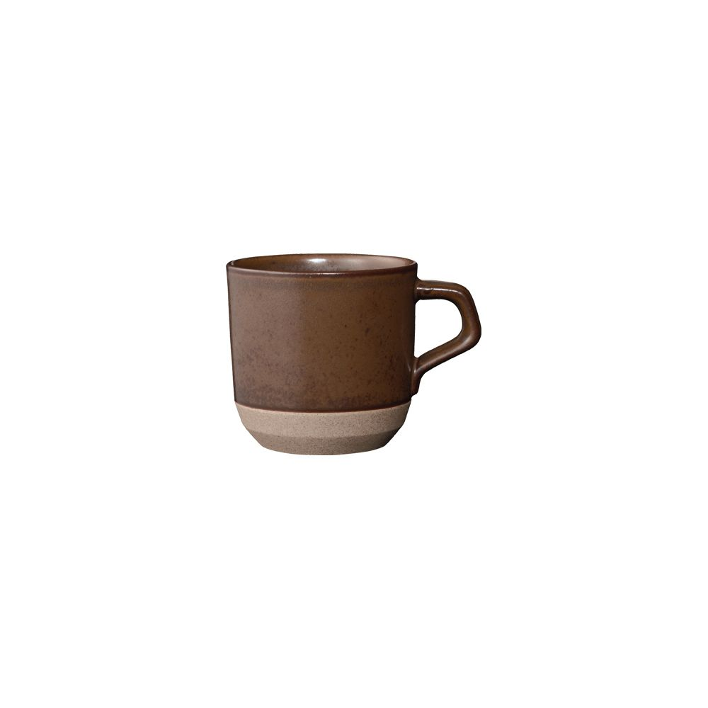 KINTO| CERAMIC LAB馬克杯 300ml - 棕