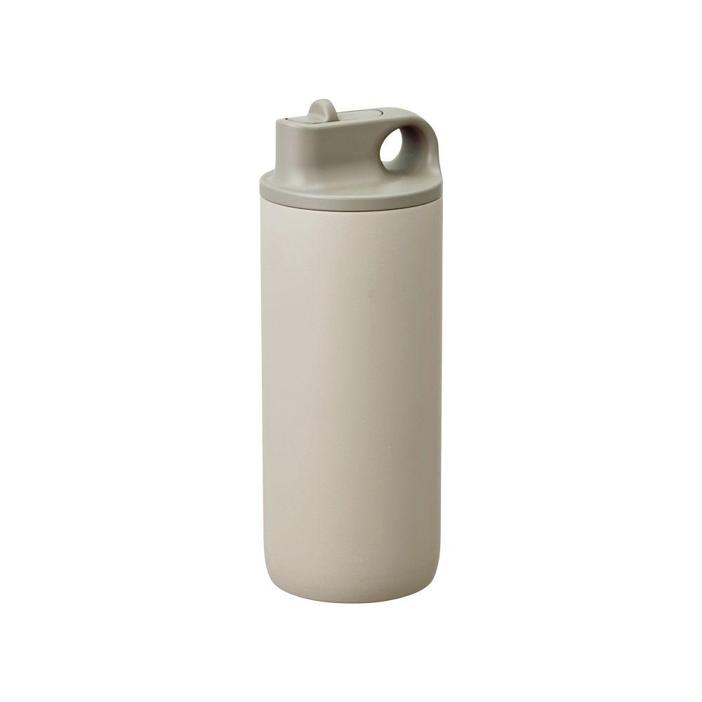 KINTO|ACTIVE TUMBLER 運動保溫瓶 600ml -灰色