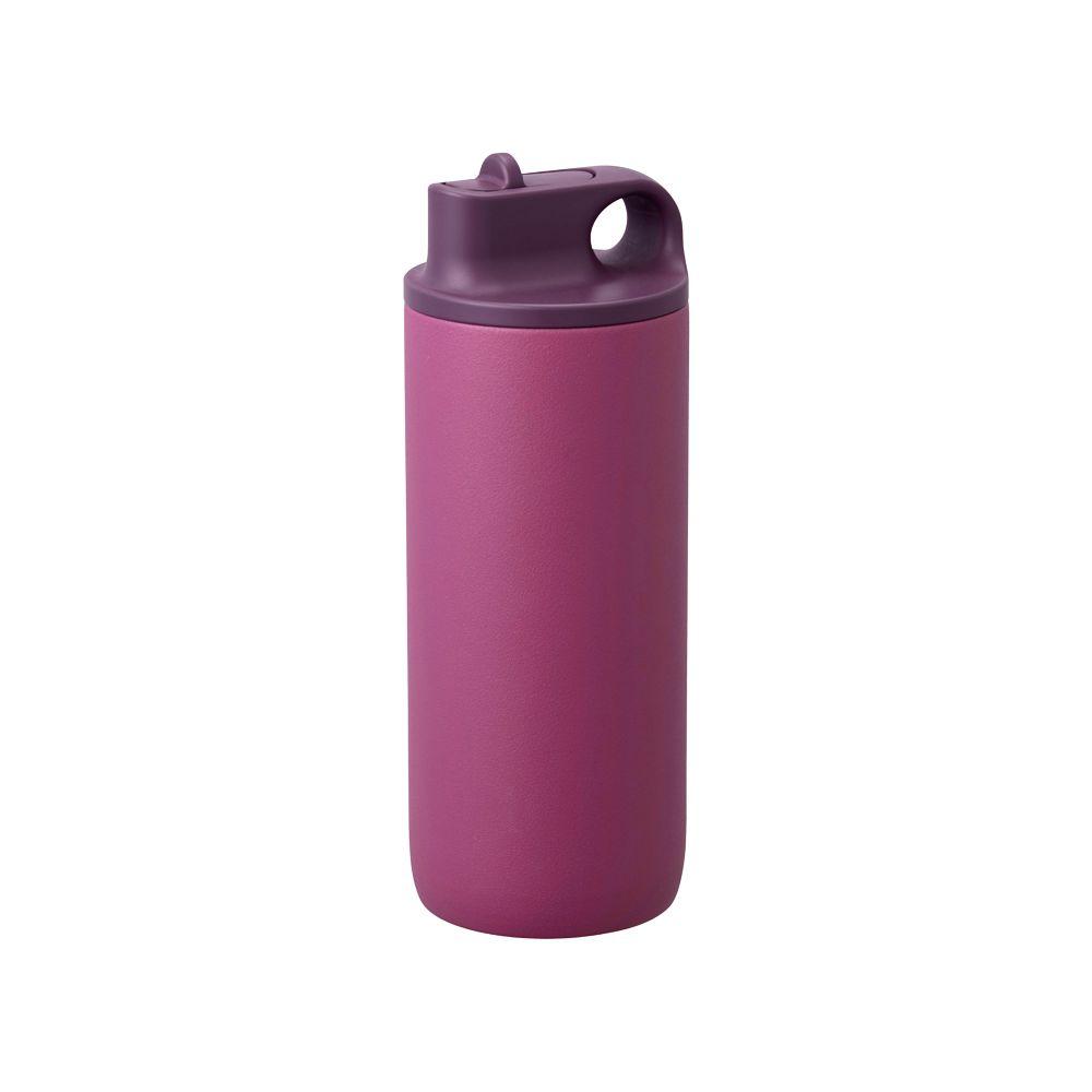 KINTO ACTIVE TUMBLER 運動保溫瓶 600ml -紫色