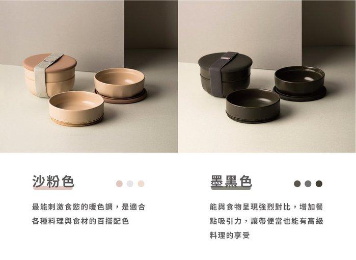 TOAST | RONDE 好速洗陶瓷便當盒