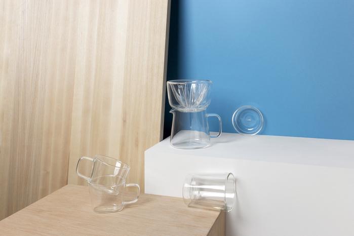 (複製)TOAST | DRIPDROP 雙層玻璃杯 250ml