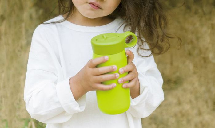 (複製)KINTO|PLAY TUMBLER兒童保溫瓶300ml- 紅