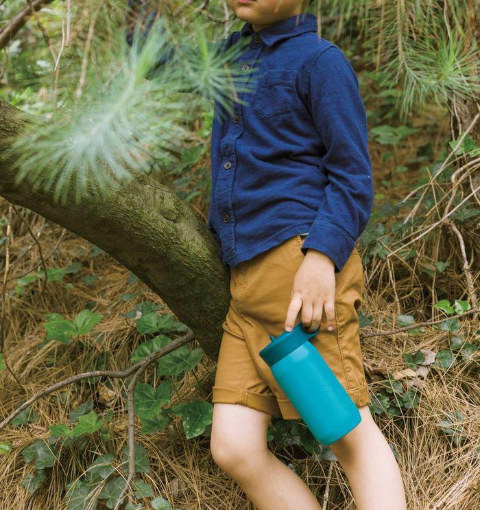 (複製)KINTO|PLAY TUMBLER兒童保溫瓶300ml- 檸檬綠