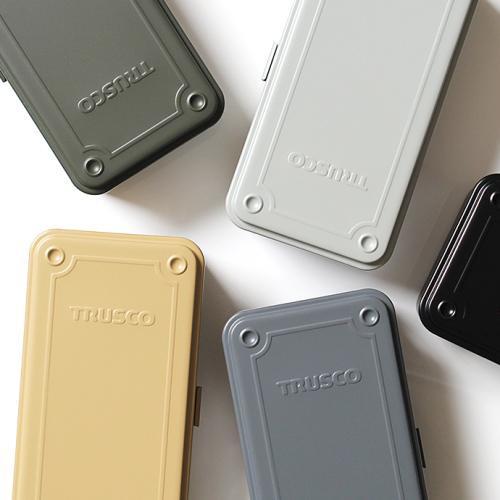 (複製)Trusco│ 限定組合-經典款上掀式收納盒(小) -鐵藍+槍銀