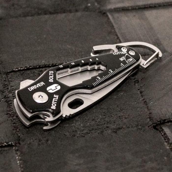 (複製)TRUE UTILITY|英國多功能防水輕巧打火機鑰匙圈FireStash