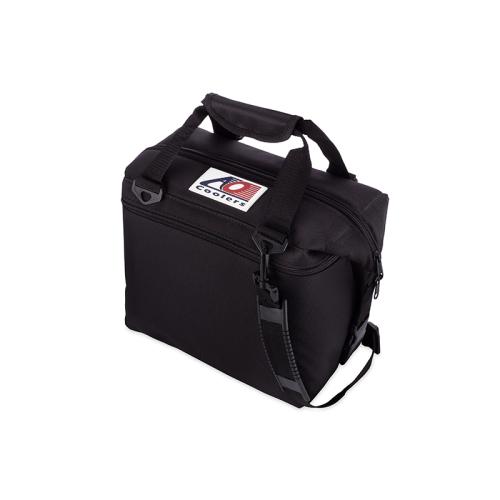 (複製)AO COOLERS|酷冷軟式輕量保冷托特包-24罐型 -經典帆布CANVAS系列 炭灰