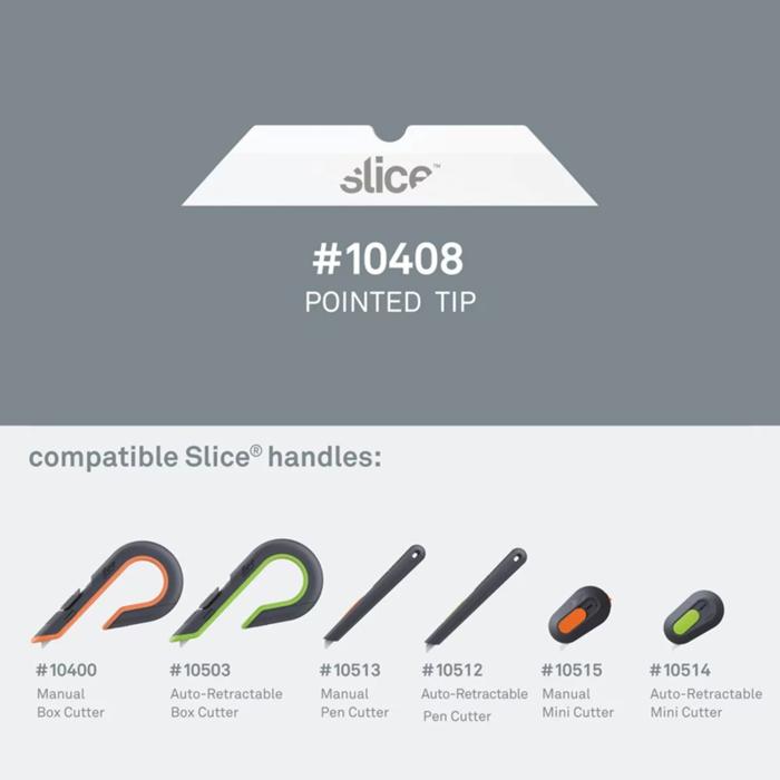 (複製)Slice|多用途陶瓷切刀-長刃型