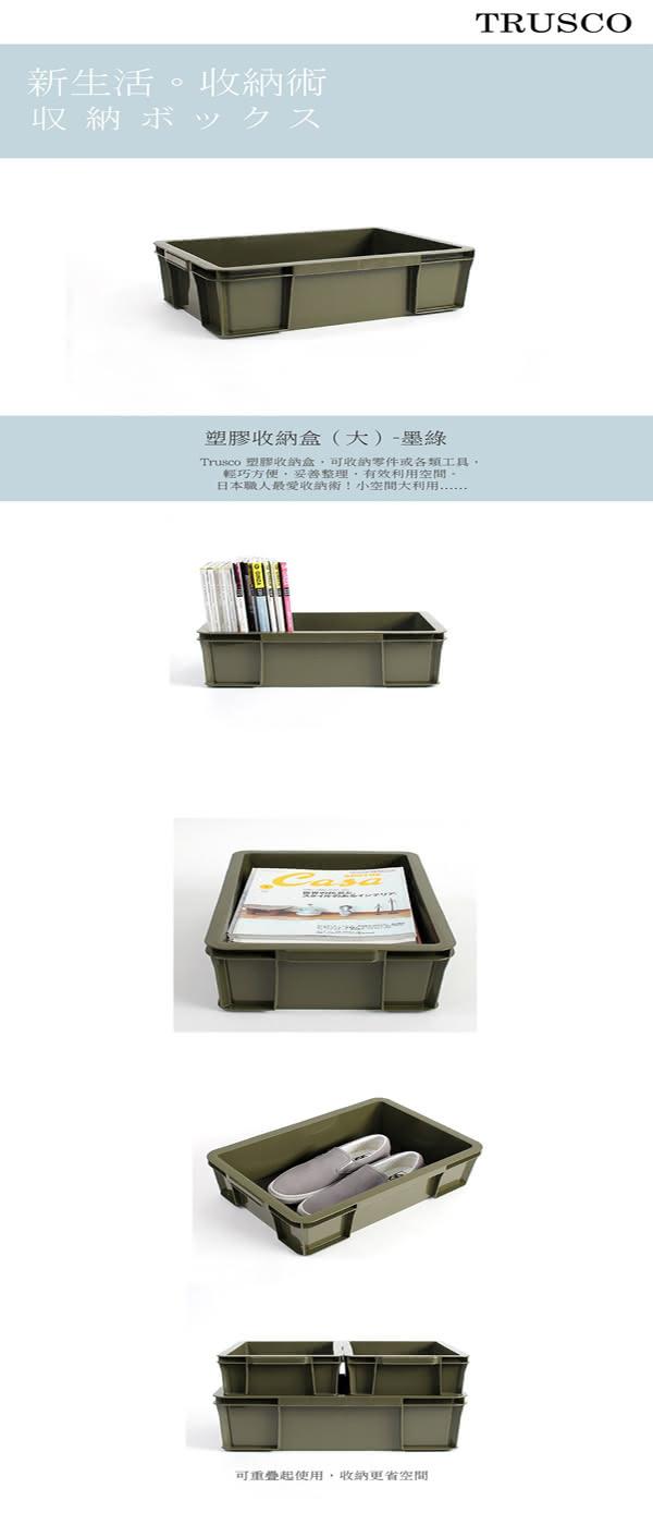 (複製)Trusco|美式金屬前開置物盒(小)