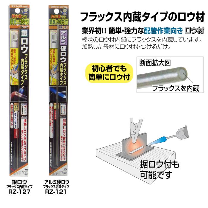 (複製)SHINFUJI 新富士 強力銀焊藥