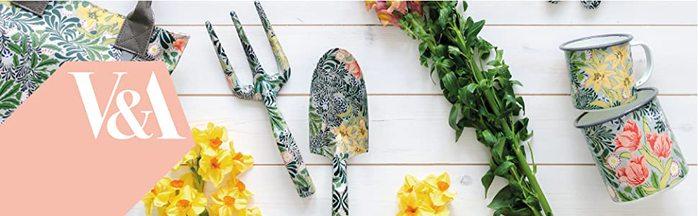 V&A|聯名限量款-叉鏟花園工具組-Kilburn系列