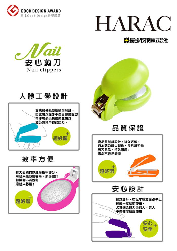 (複製)日本CANARY|HARAC系列-Line紙裁剪刀-白