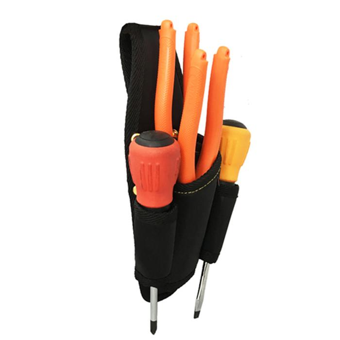 (複製)FUJIYA日本富士箭 防潑水腰間工具收納袋-三層型