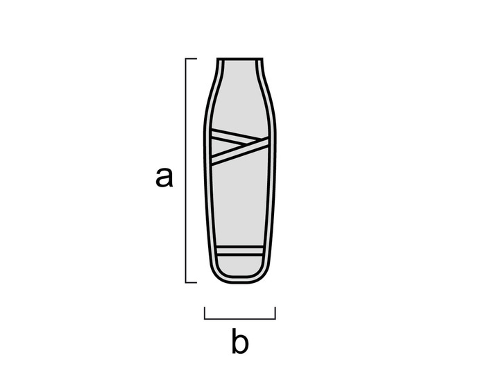 (複製)FUJIYA日本富士箭|防潑水腰間鉗子+起子收納袋-四支型