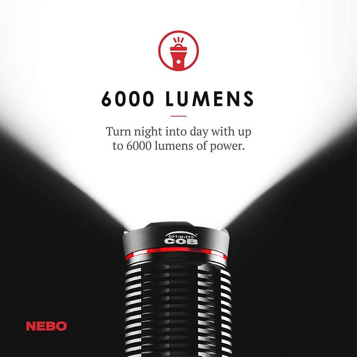 (複製)NEBO|TORCHY 掌上型高亮度手電筒(盒裝版)
