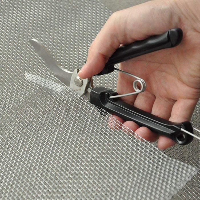 (複製)日本CANARY|剪刀大力士 多用途附齒剪刀-直刃195mm