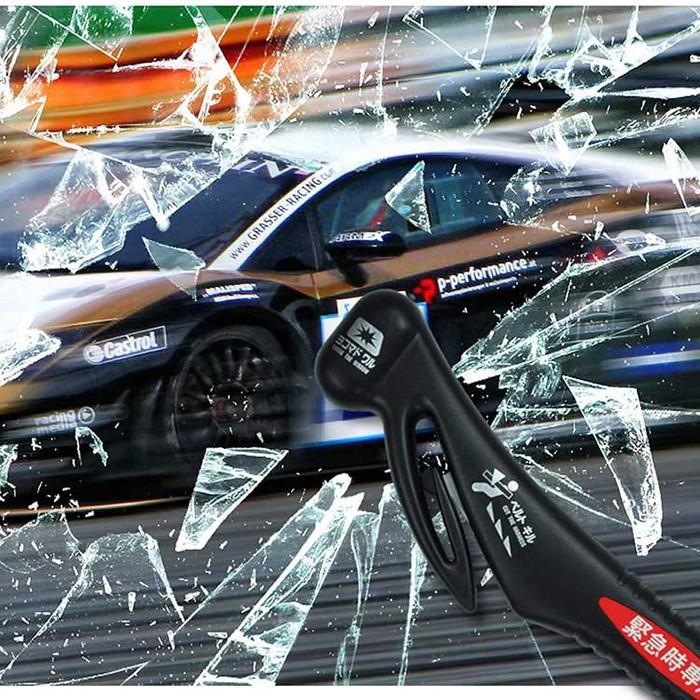 (複製)日本CANARY|車用多功能緊急擊破器-黃