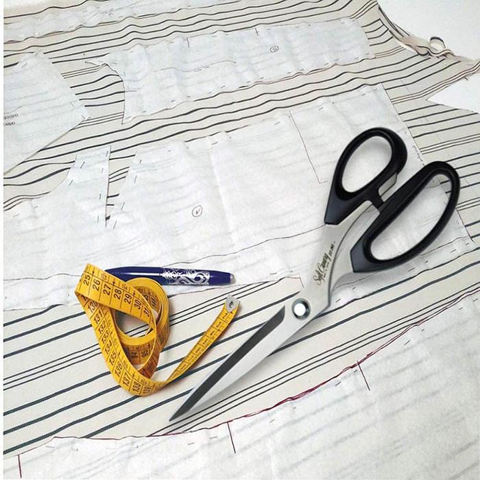 (複製)日本CANARY|職業級洋裁高級剪刀PRO 245mm