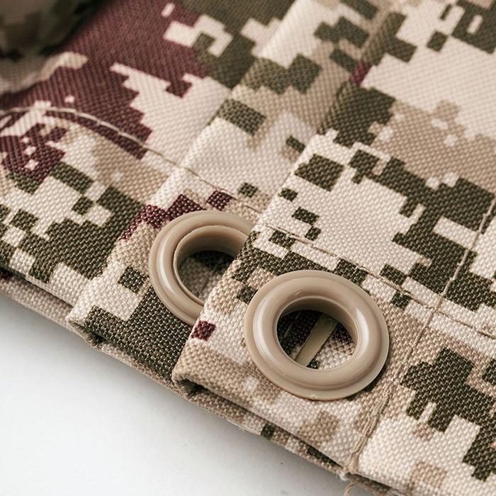 (複製)Trusco|數位迷彩-沙漠色系電工用筒形工具袋