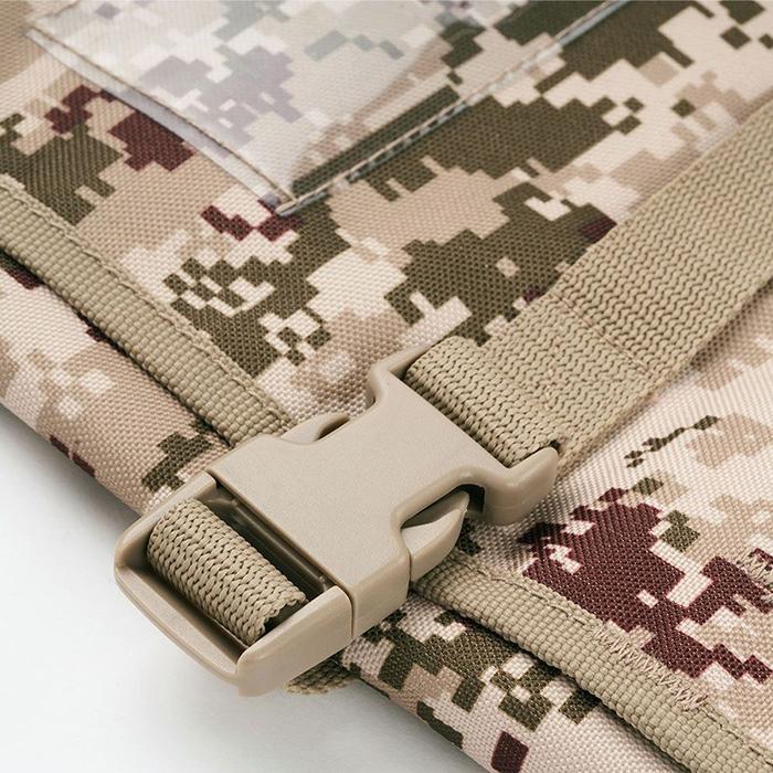 (複製)Trusco|數位迷彩-軍綠色系多用途帆布