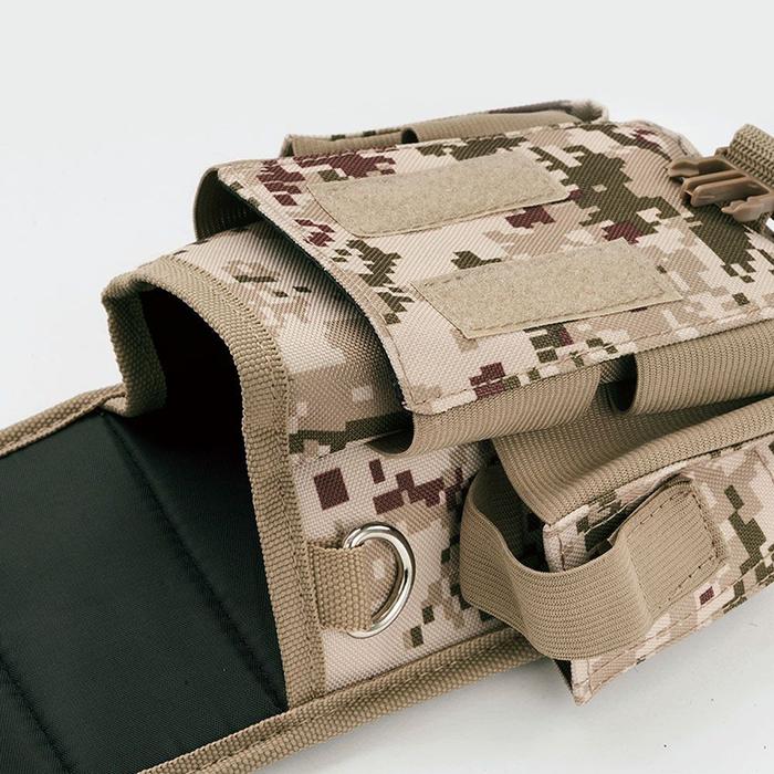 (複製)Trusco|數位迷彩-沙漠色系多用途腰間收納袋(小)