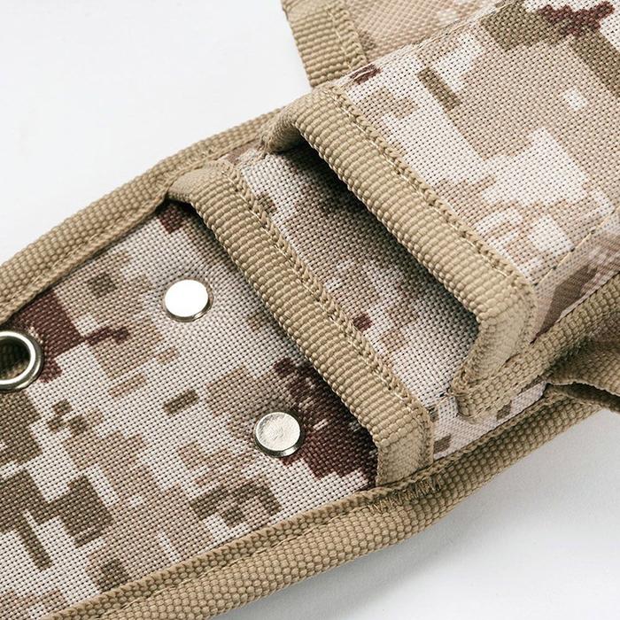 (複製)Trusco|數位迷彩-沙漠色系起子腰間收納袋 2入型
