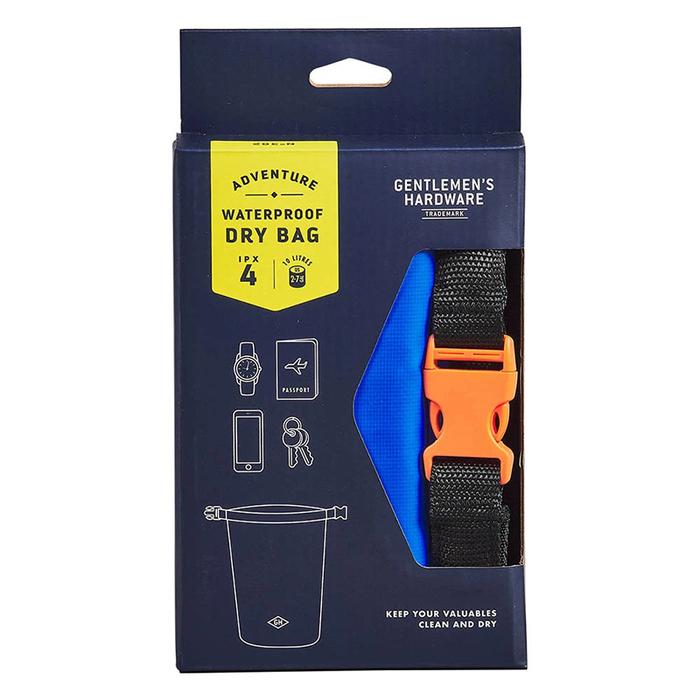 (複製)Gentlemen's Hardware|防水手機袋-附掛繩與固定夾