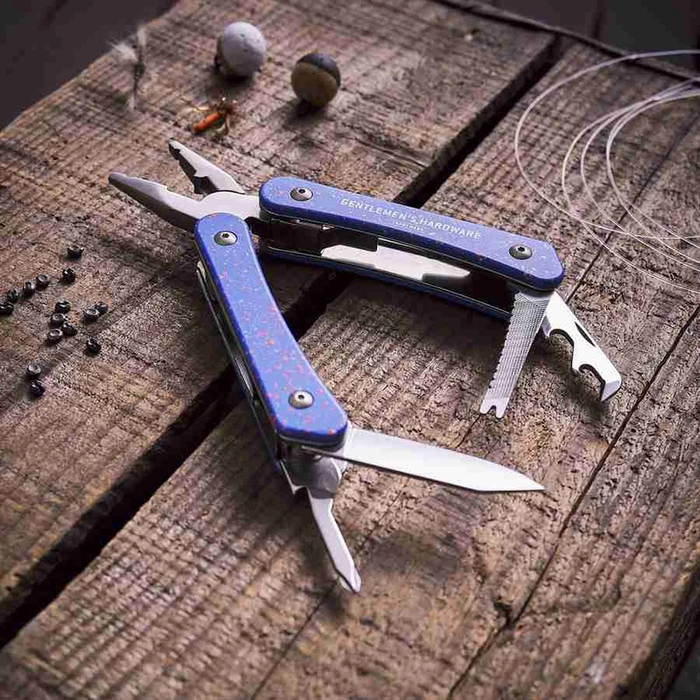 (複製)Gentlemen's Hardware|隨身多功能餐具組