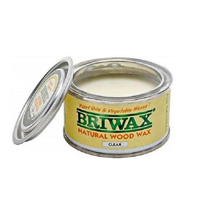 (複製)Briwax|拋光上色蠟 - 原色 370g
