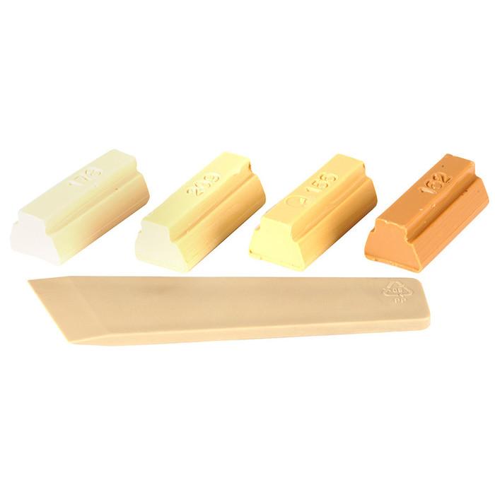 (複製)Briwax|木製品補色修復棒-灰色系