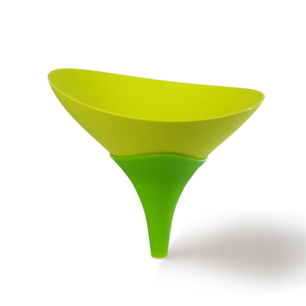 Architec|食材乾濕雙併漏斗-蘋果綠