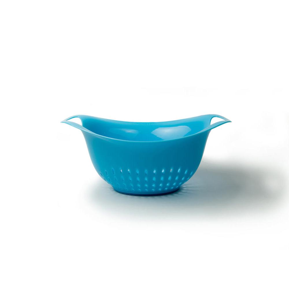Architec| 樂高風防滑濾籃(小)-土耳其藍