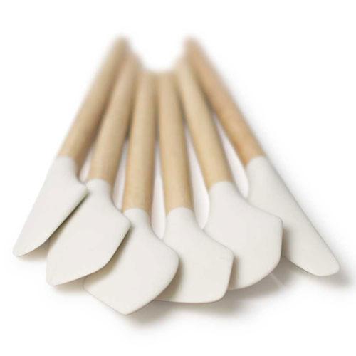 Architec| TSP 耐高溫矽膠烘培抹刀-牡丹(14寸)
