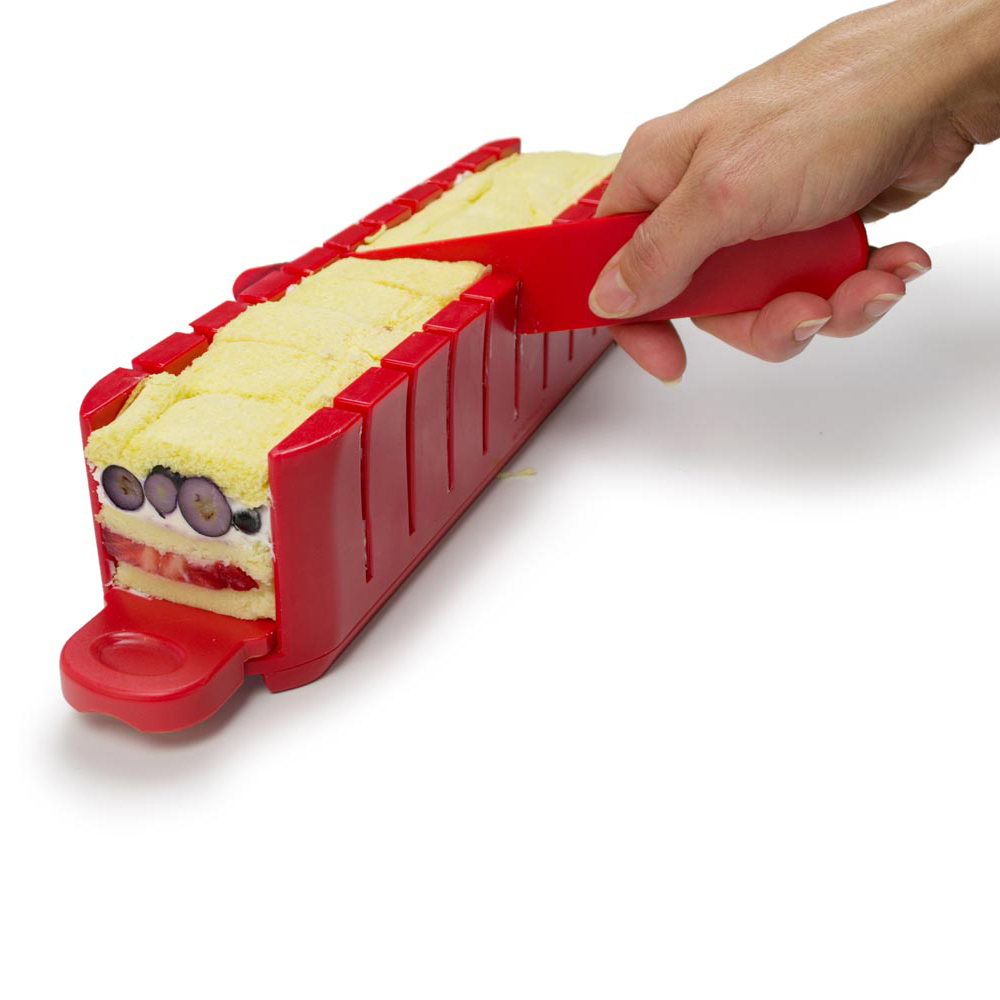 Architec|5分鐘!派對點心製作盒-派對紅