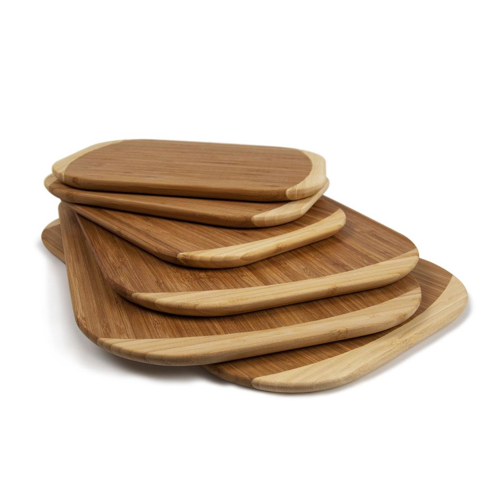 Architec| Ecosmart 天然竹木砧板(大)原木色